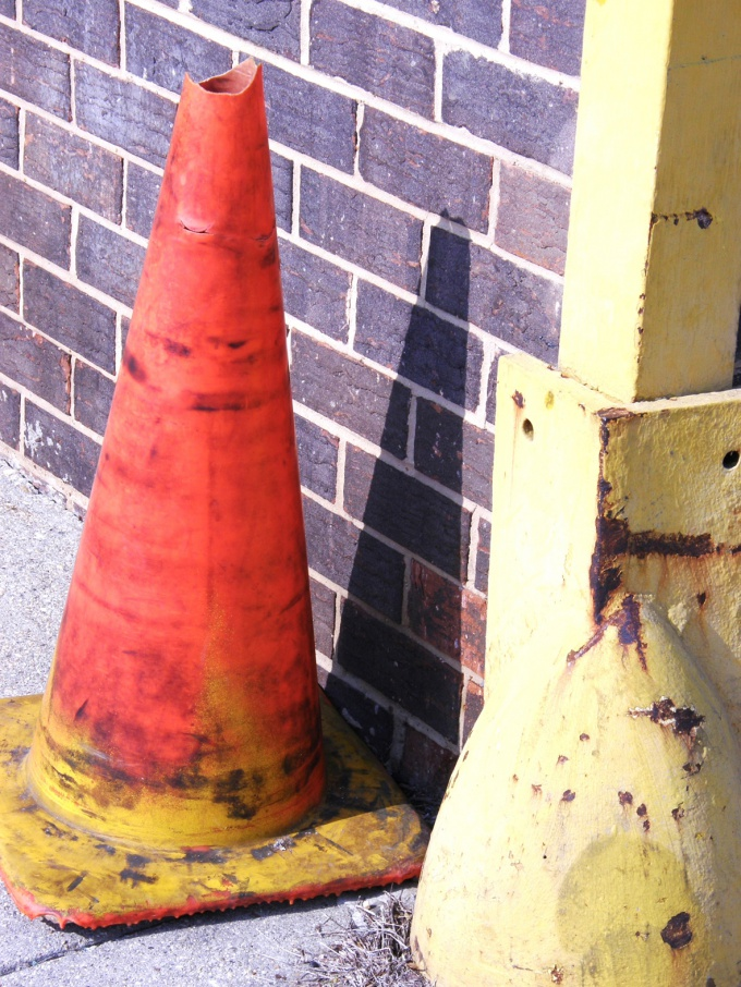 How to build a truncated cone