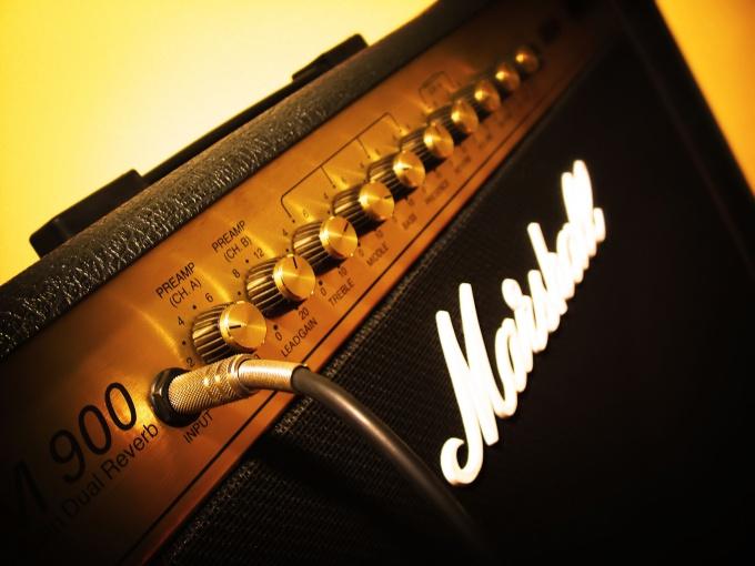 Как сделать звуковой усилитель