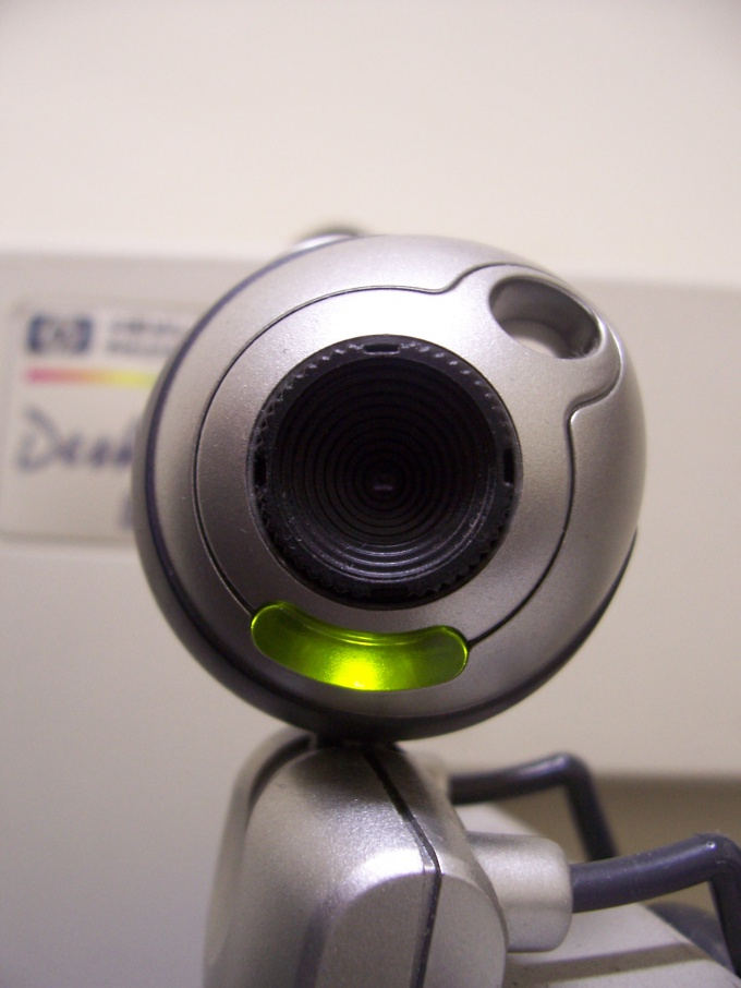 просмотр веб камеры