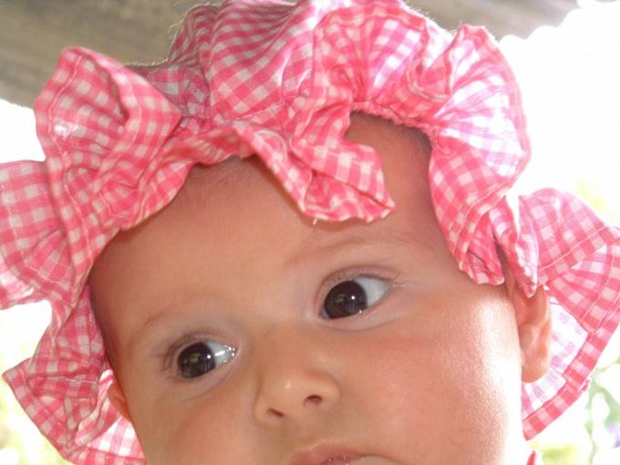 Как сшить детскую шапочку