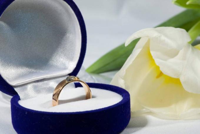 Как узнать размер кольца мужчины