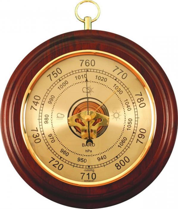 Как выбрать барометр