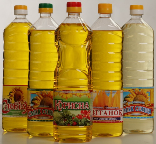 Как отмыть подсолнечное масло
