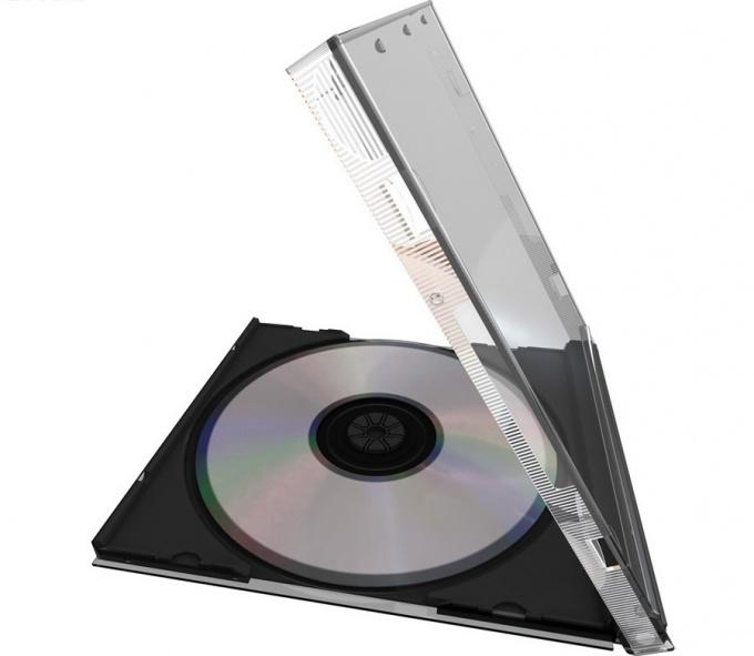 Как записать автозагрузочный диск