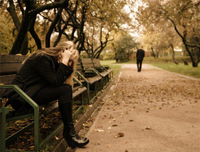 Как пережить разрыв отношений с мужчиной