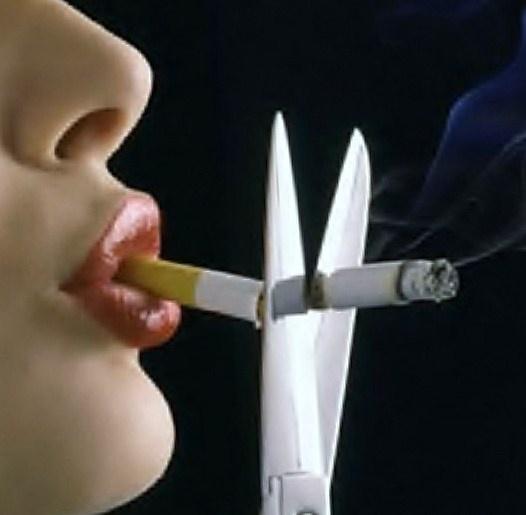 Как перебить запах сигарет