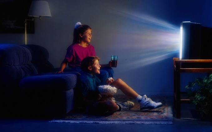 How to set digital TV