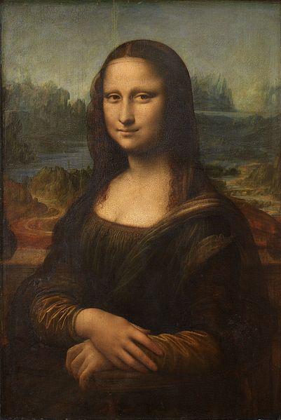 Как нарисовать Мона Лизу