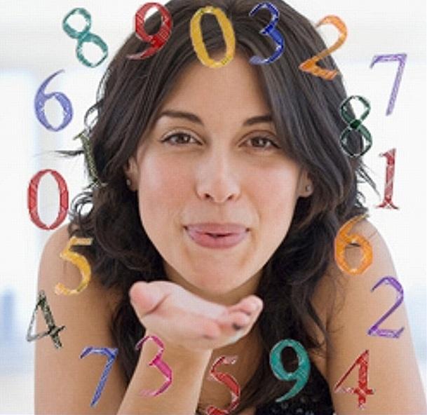 Как вычислить свои радостные числа