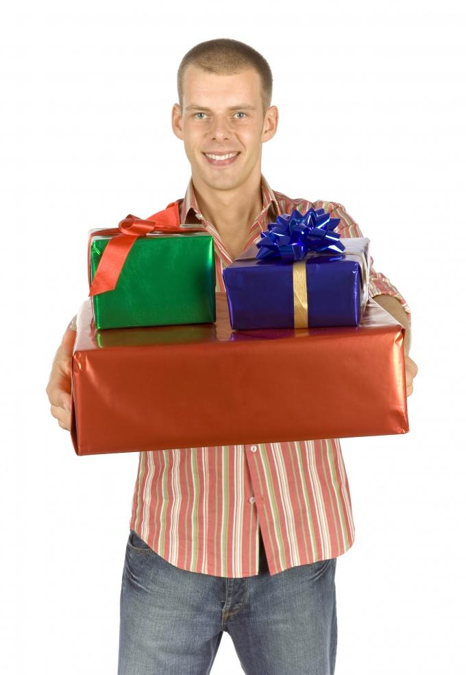 Сонник подарки от парня 537