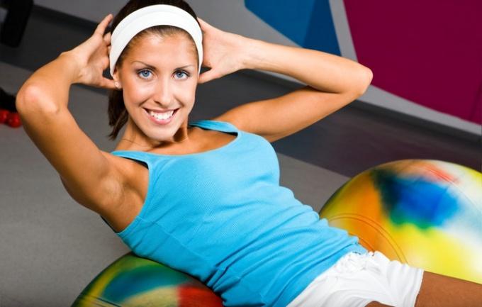 Как уменьшить живот и талию