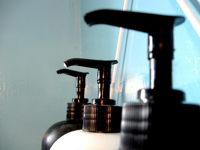 Как сделать шампунь из мыла