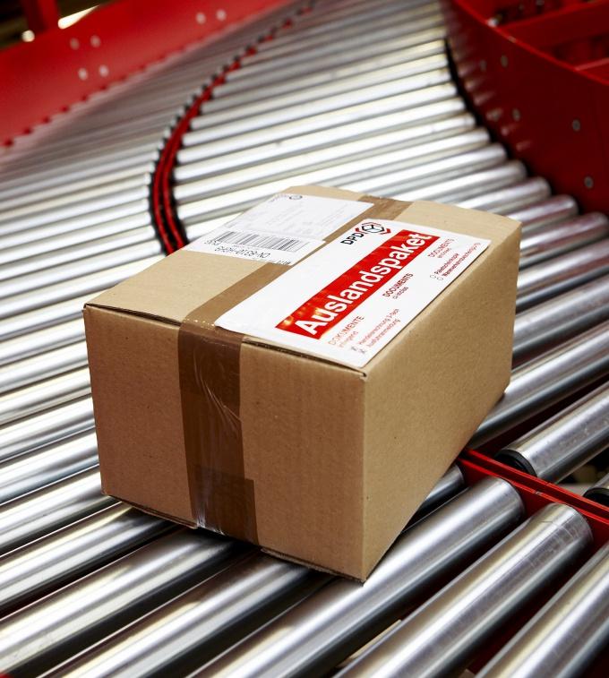 Как отправить посылку в Англию