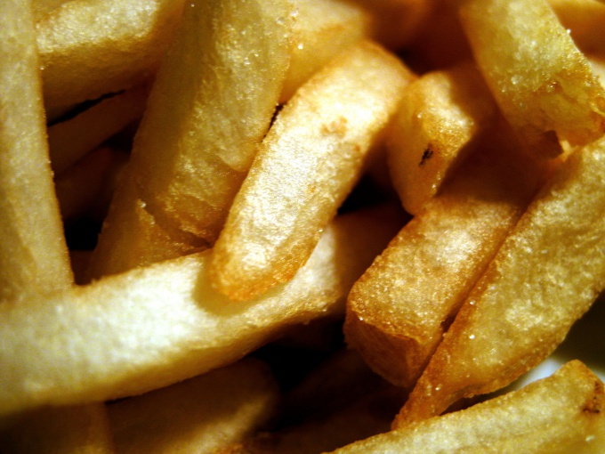 Как приготовить хрустящий картофель