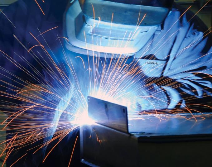 Как варить железо