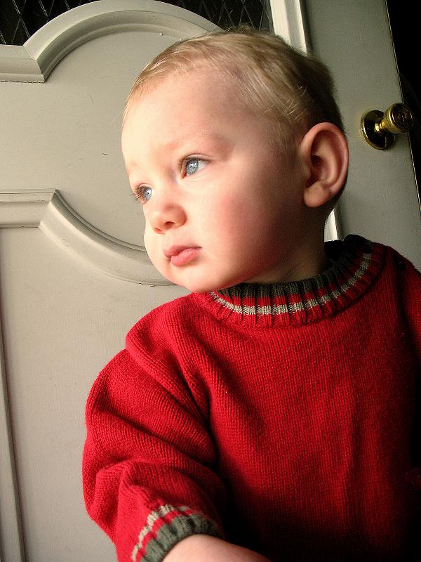Связать детский свитер схема 854