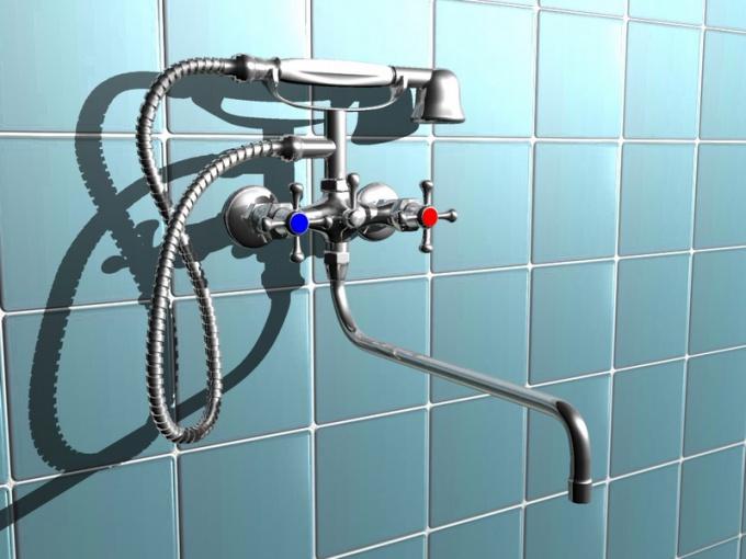 Как починить водопроводный кран