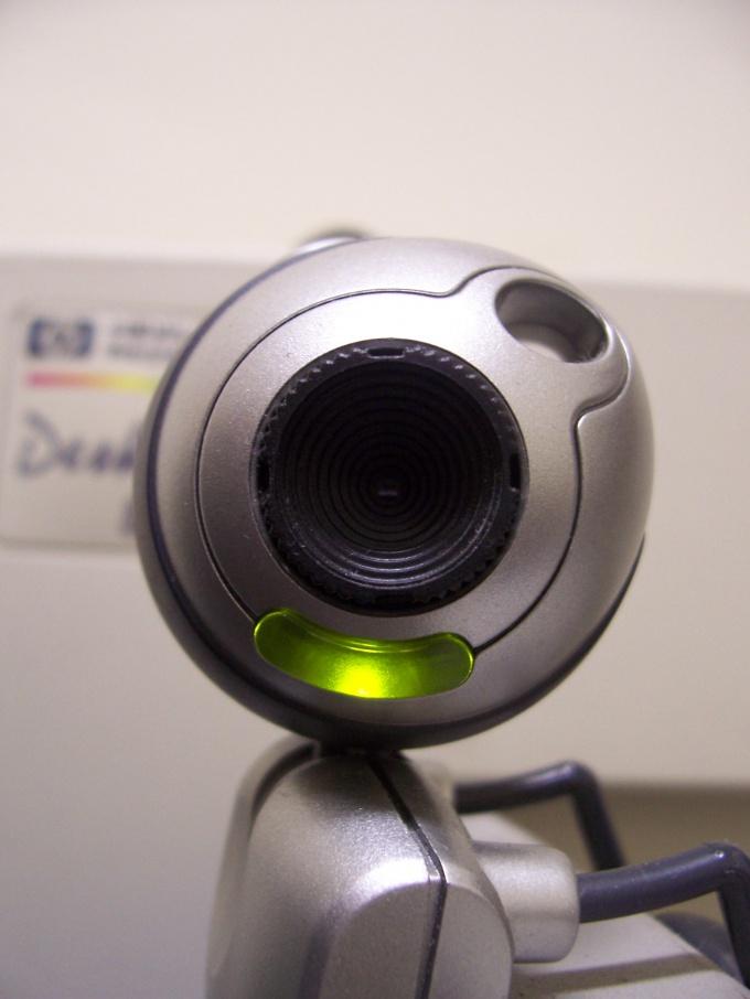 Как найти веб камеру