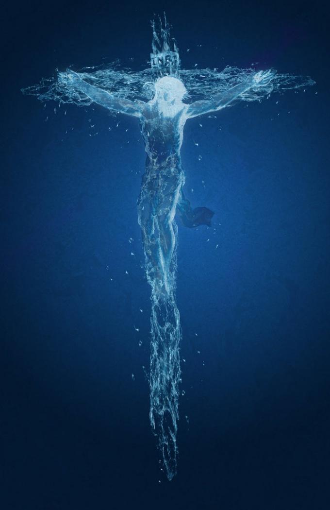 Как набрать святой воды на Крещение