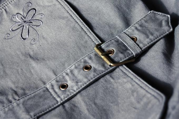 Как сшить джинсовую сумку