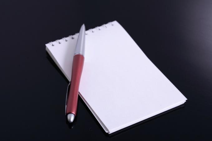 Как написать автобиографию для студента