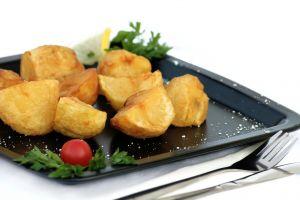 Как приготовить картофель, фаршированный перцем и сыром