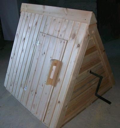Как сделать домик для колодца самому