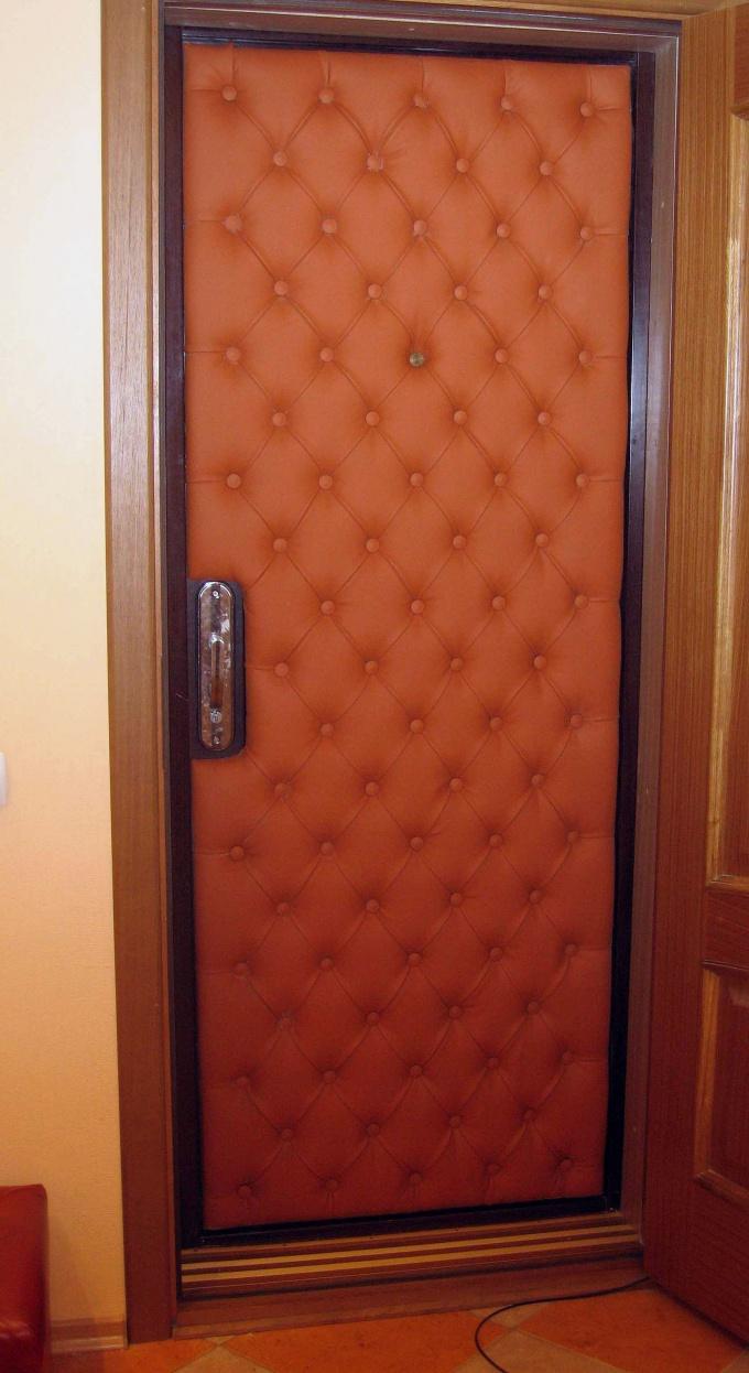 Обновить входные двери