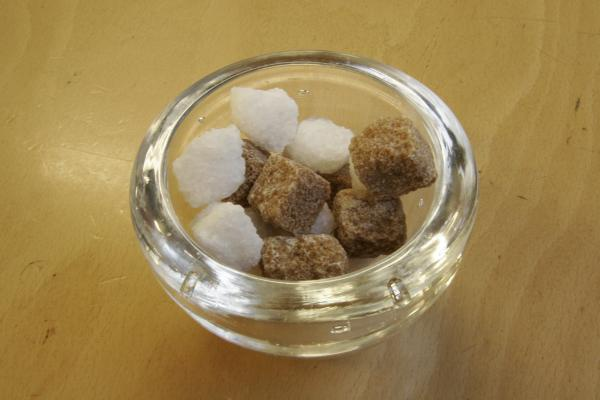Как отличить тростниковый сахар