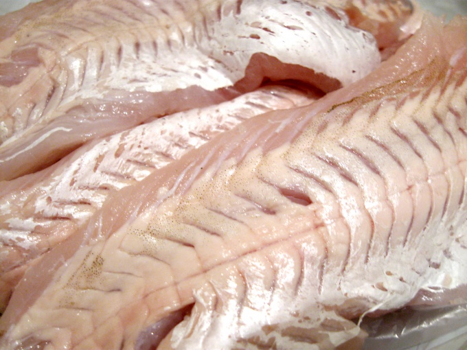 How to cook fish fillet in oven