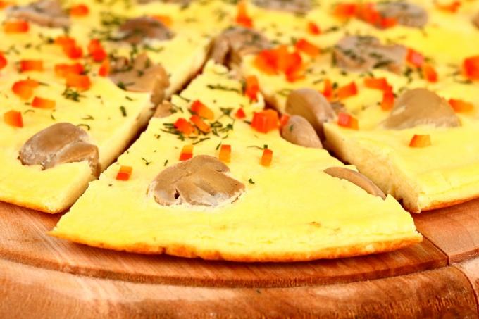 Как готовить итальянскую пиццу