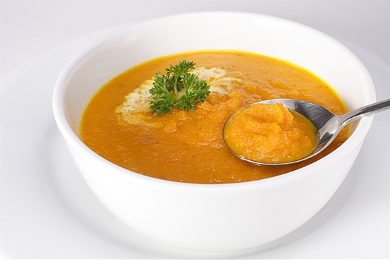 Как сварить крем-суп из моркови