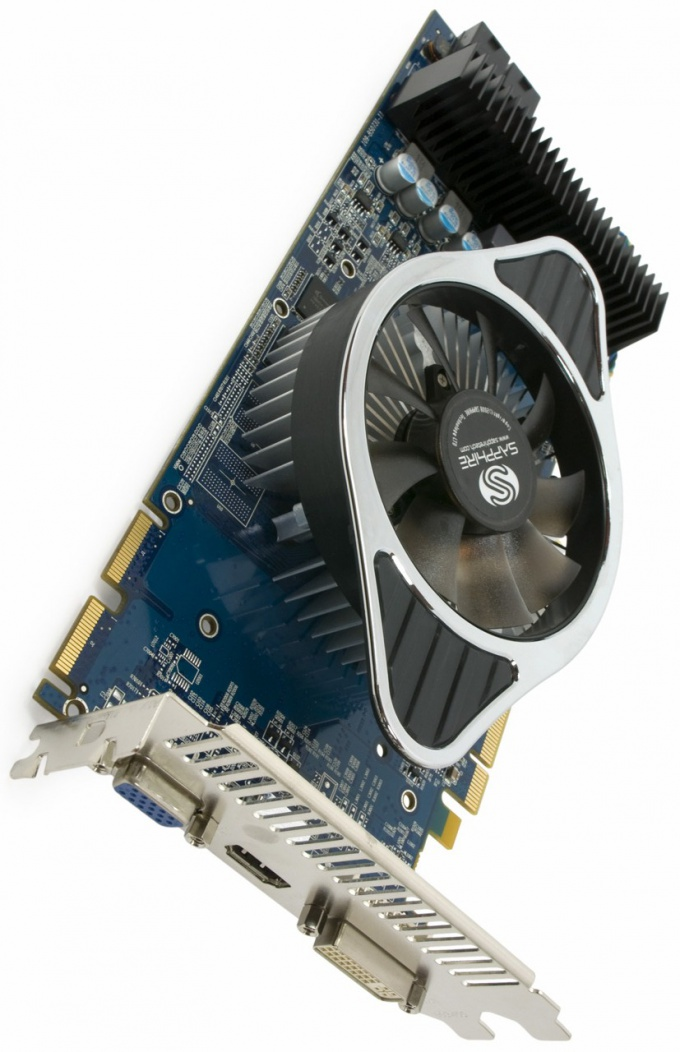 How to enable video card