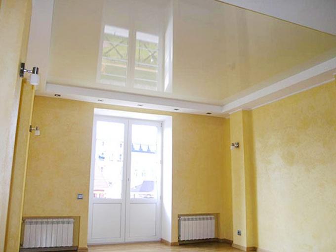 Как делать ремонт потолков
