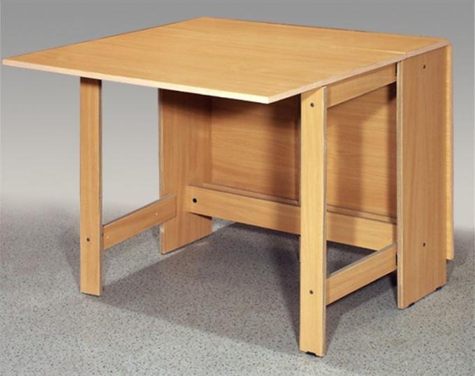 Как сделать раскладной столик