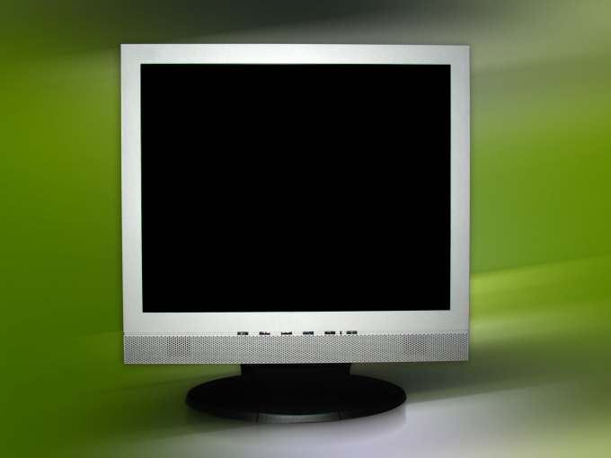 How to repair a monitor