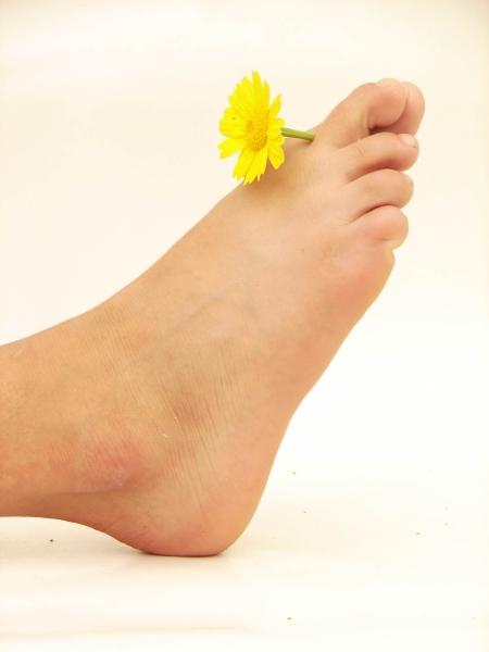 Как вывести грибок на ногах