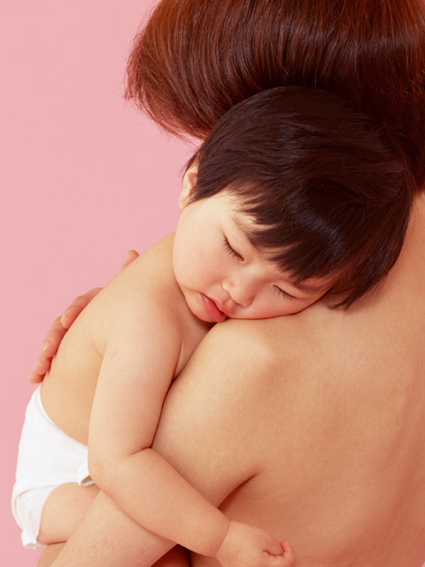 Как вылечить годовалому ребенку насморк