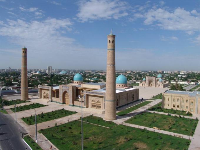 Как долететь до Ташкента