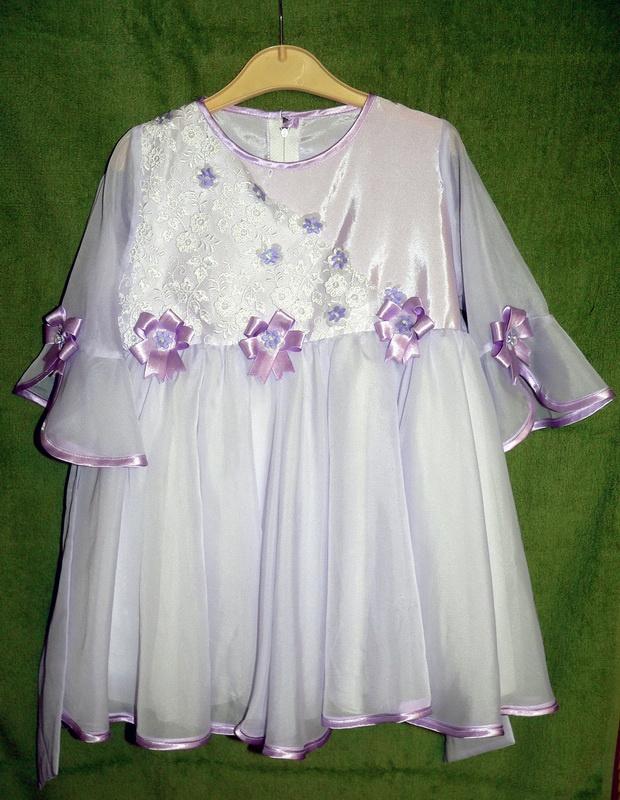 Накрахмаленное платье: как добиться эффекта