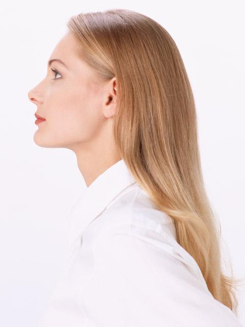 Как снять капсулы с волос