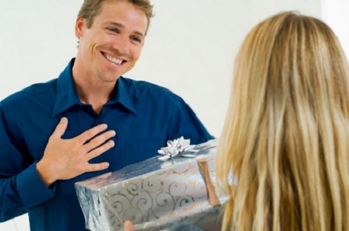 Как сделать подарок для мужа