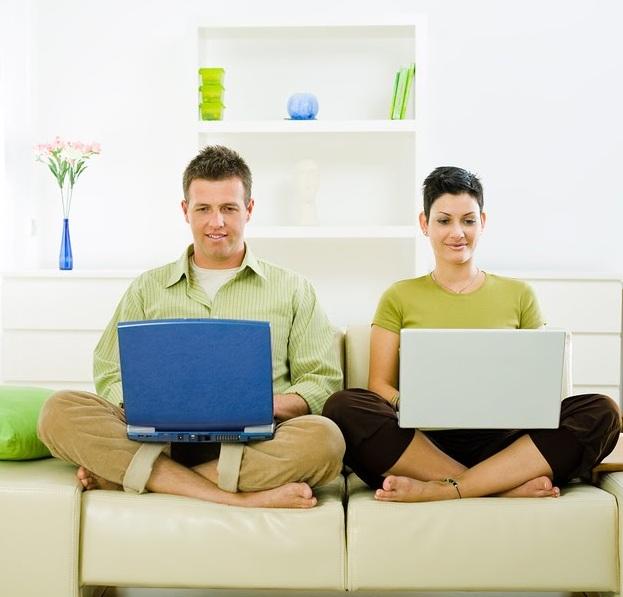 Как организовать прибыльную работу, не выходя из дома