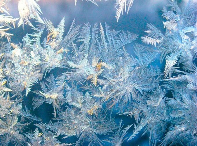 Как нарисовать зимние узоры