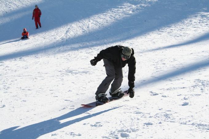 Как начать кататься на сноуборде