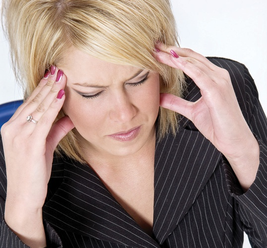 Как облегчить головную боль