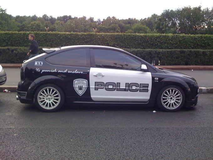 Как попасть на службу в полицию