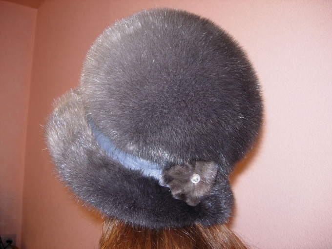 Как постирать норковую шапку