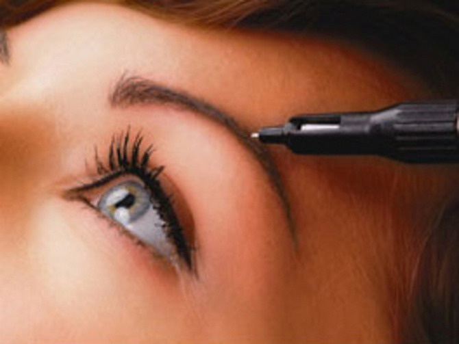 How to remove tattoo eyebrows