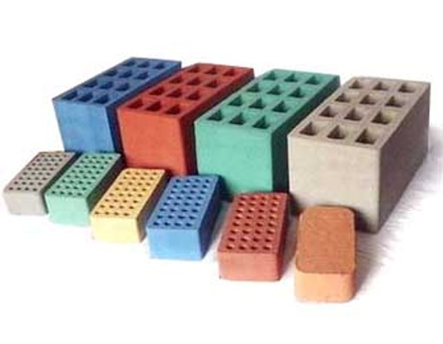 How to calculate the number of cinder block
